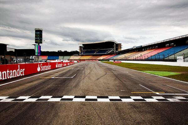 El GP de Alemania vuelve, pero con dudas de poder continuar en el calendario
