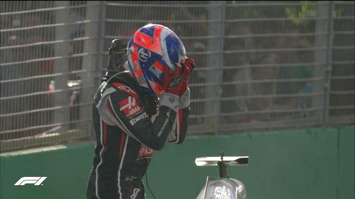 Errores garrafales desde los pits, dejan a Haas sin puntos en el GP de Australia