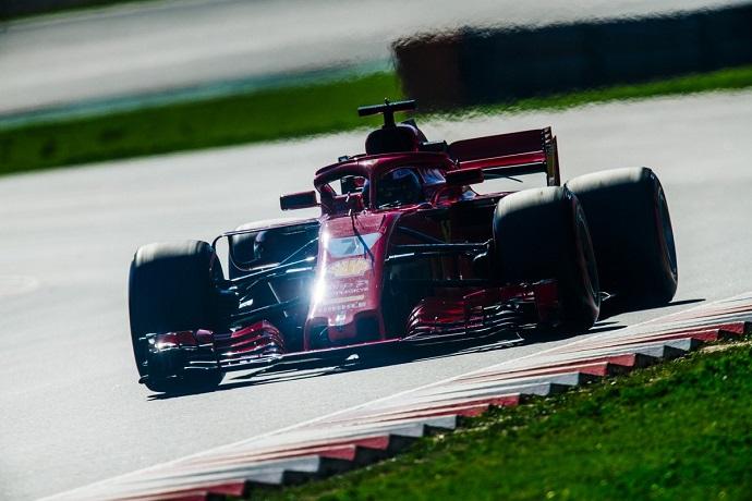 Ferrari domina el último día y se pueden ir tranquilos a Australia