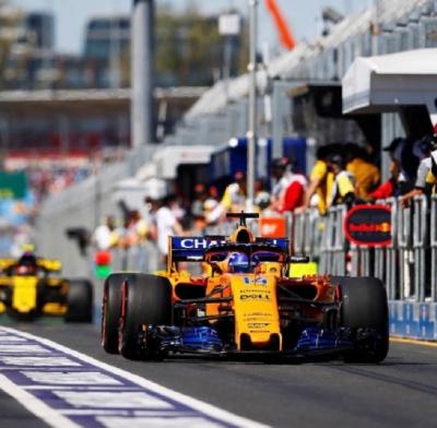 """GP Australia-FP1: Inicio """"chill-out"""" del Circo con Hamilton al mando"""