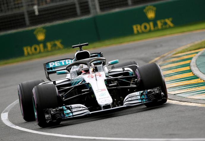 Hamilton y Mercedes no consiguen culminar en Australia