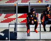 Horner subraya que Sainz está en la recámara si Ricciardo se marcha