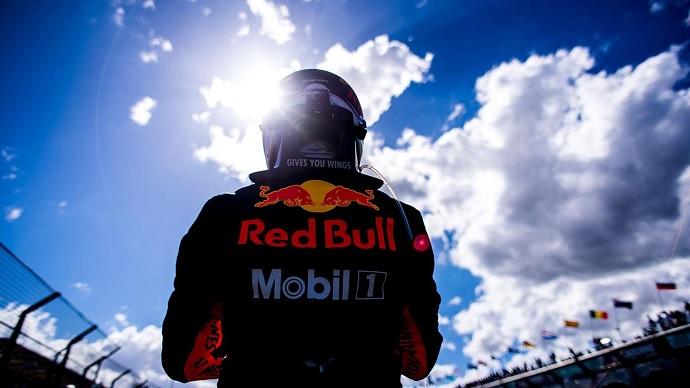 El sueño un asiento en Red Bull