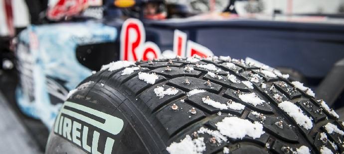 El frío impide recabar conclusiones sobre los nuevos neumáticos de Pirelli