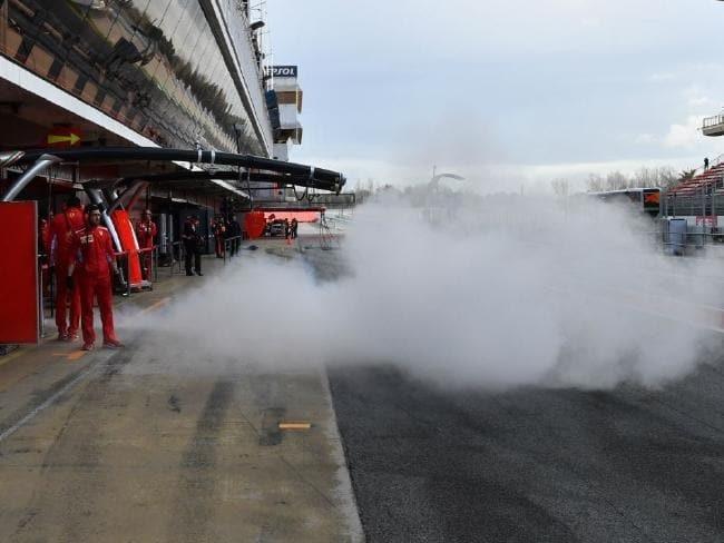 La FIA cree poder controlar el consumo de aceite