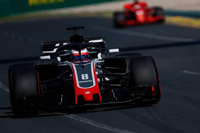 Panorama alentador para Haas en Melbourne