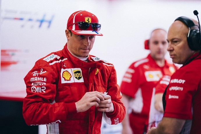 """Räikkönen: """"La distancia es mayor de lo que esperábamos"""""""
