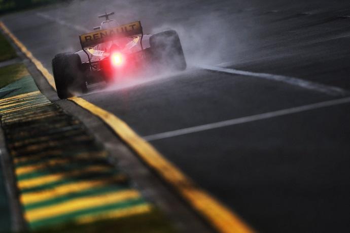Renault concluye la clasificación entre Haas y Mclaren