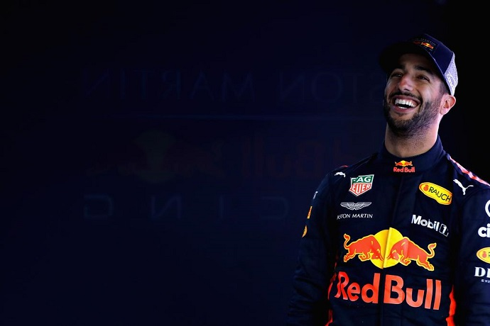 Ricciardo y Verstappen ya tienen la mente en Australia