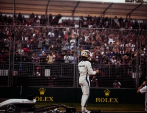 Sábado en Australia-Mercedes: Hammer party con Bottas K.O.
