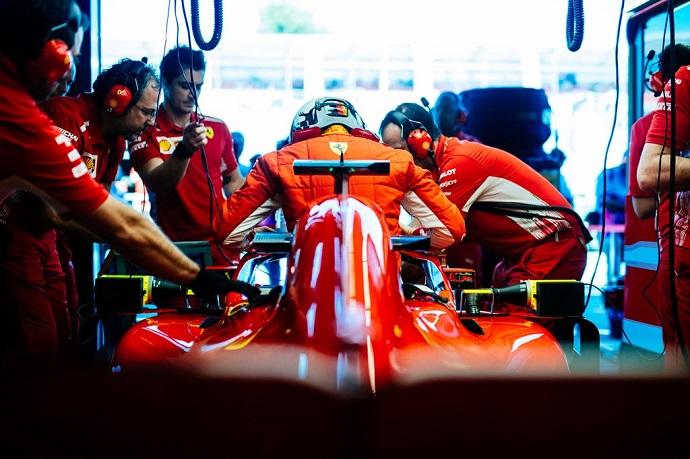 Vettel espera dar un gran paso adelante