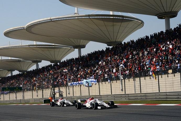Alfa Romeo Sauber arregla la actuación del sábado