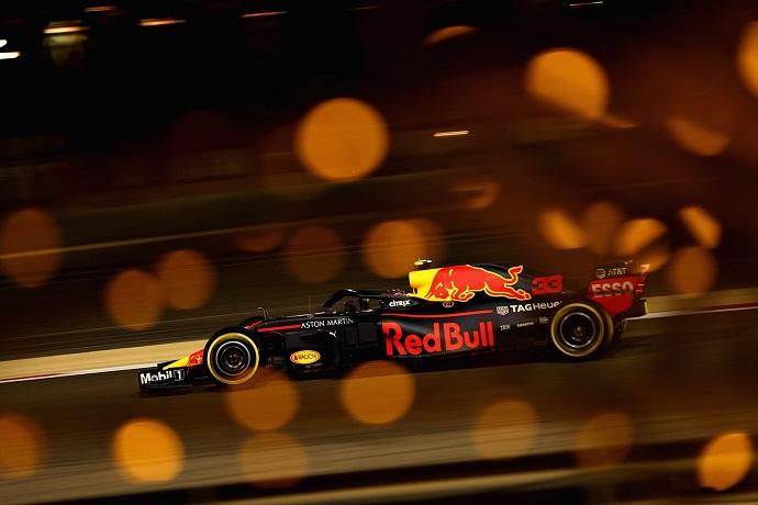 Cal y arena para Red Bull en Baréin