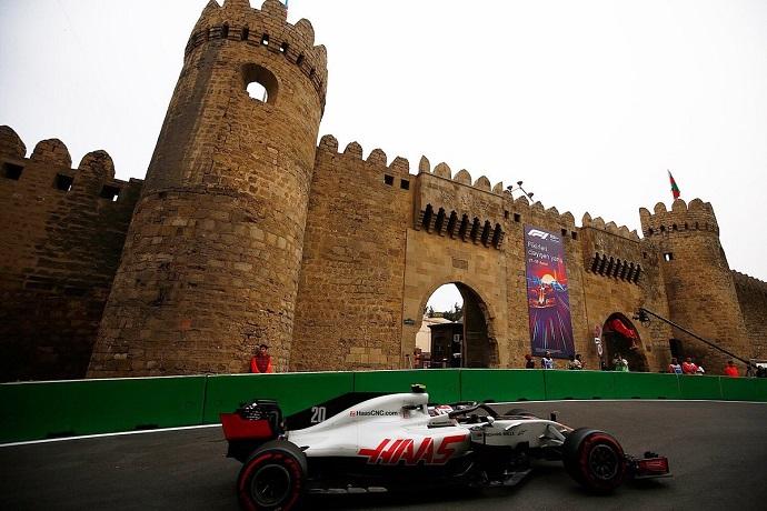 Confianza en Haas para mejorar el día de mañana