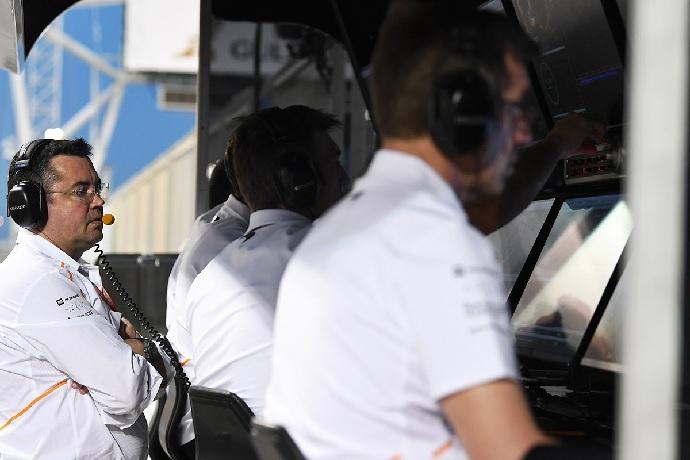 """En McLaren no las tienen todas: """"Quizás los objetivos no eran los adecuados"""""""
