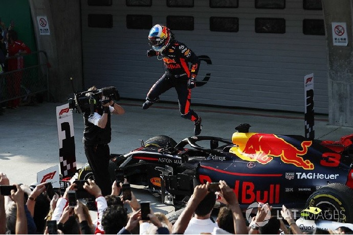 Ricciardo- F1 Power Rankings: Vettel lidera seguido de Alonso