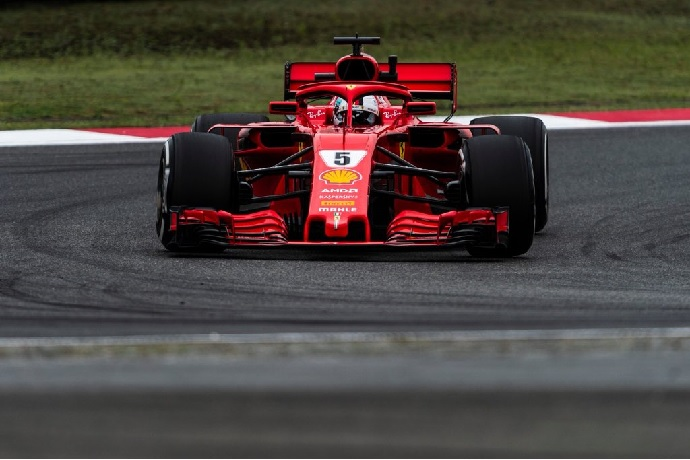 F1 Power Rankings: Vettel lidera seguido de Alonso