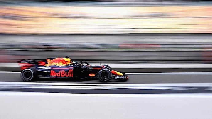 Inicia Red Bull con toros fuertes en territorio de dragones durante ensayos libres del GP de China