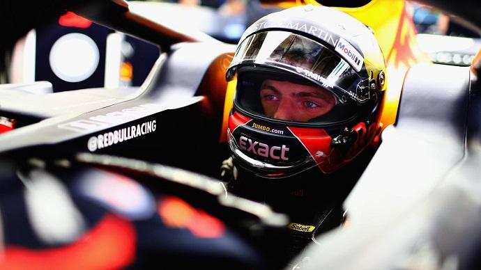 Jos Verstappen asume que Max cometió un error