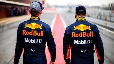 Previo GP de Azerbaiyán: Red Bull