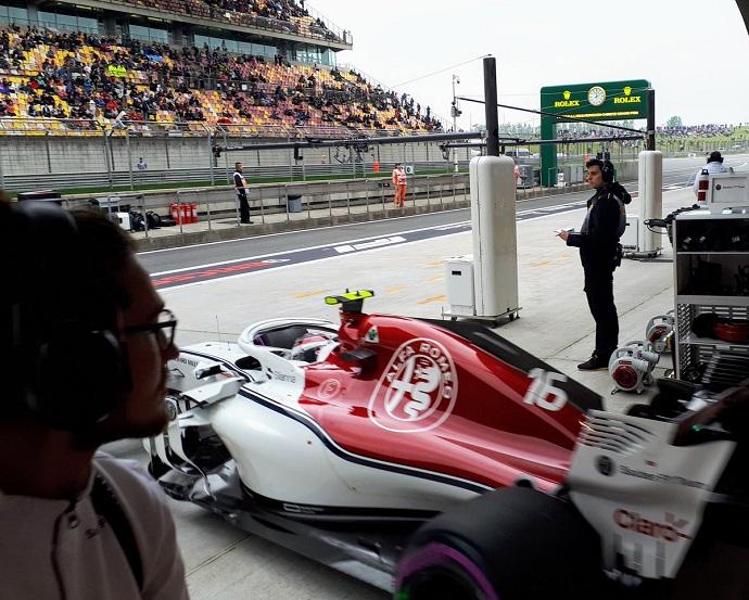 Sauber confía en su ritmo de carrera