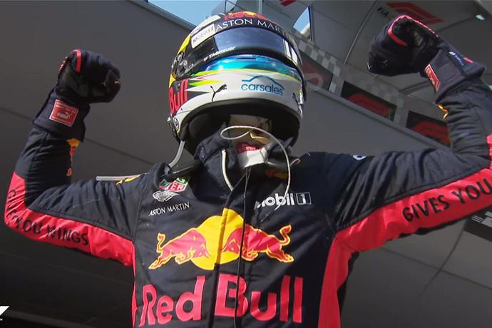 CRÓNICA del GP China: Genial victoria de Ricciardo con Alonso 7º y Sainz 9º