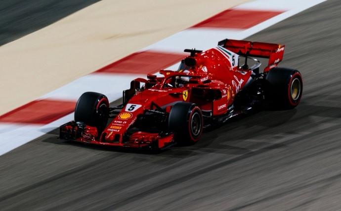 CRÓNICA: Paseo de Ferrari y naufragio de Mclaren con un Honda 6º.