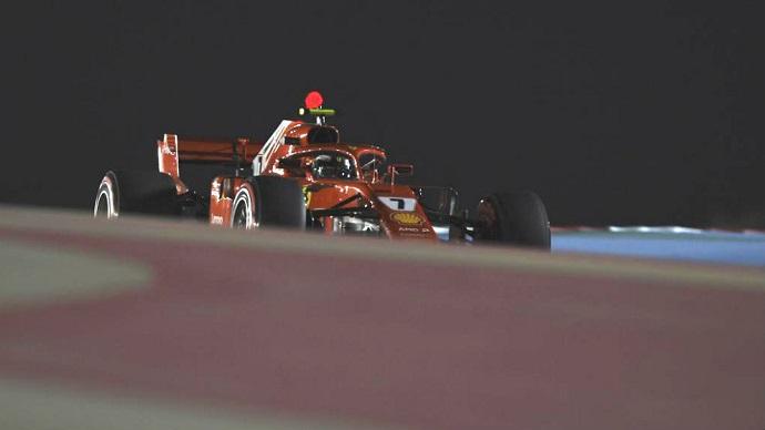 Día de sentimientos encontrados en Ferrari