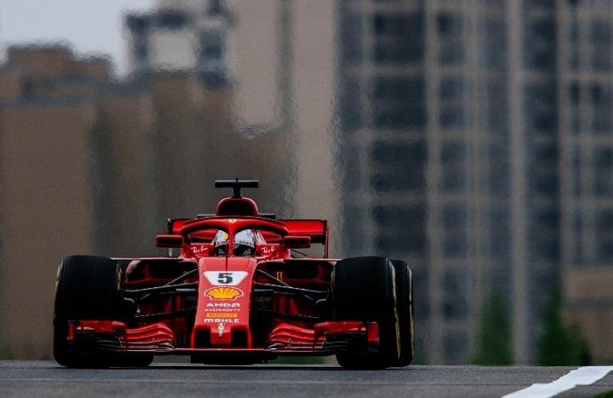 Declaraciones de Vettel y Räikkönen tras dominar el sábdo chino