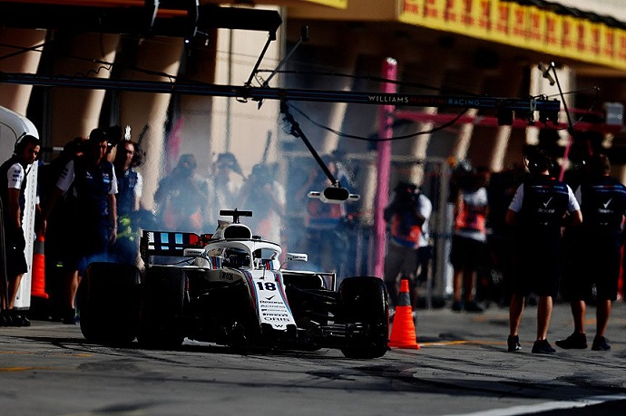Desconcierto Williams: Stroll mas lento que en 2017