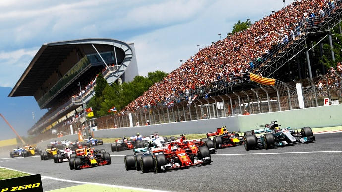 El Gran Premio de España en el acire para 2020