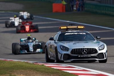 El Safety Car que cambió el GP de China