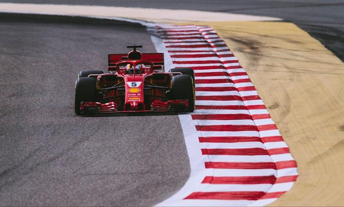 Ferrari se gana el respeto en Bahréin
