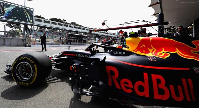 GP Azerbaiyán 2018-FP2: Red Bull va enserio con los españoles en el 'Top 10'