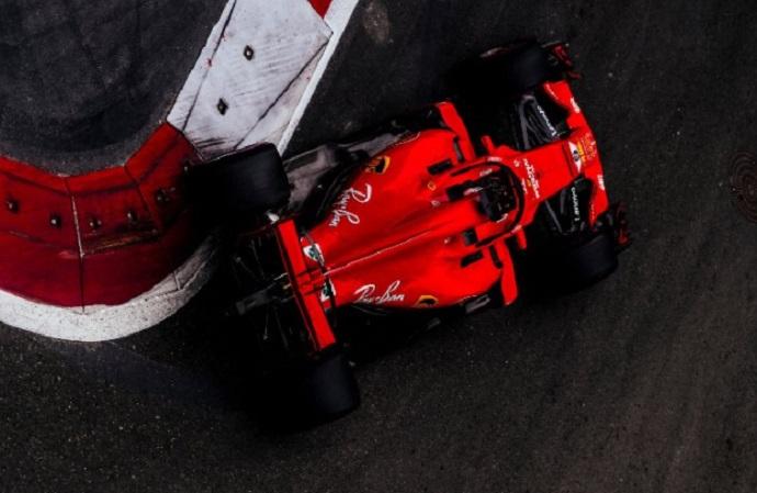 GP Azerbaiyán 2018-FP3: Ferrari sale del escondite, Alonso y Sainz algo lejos