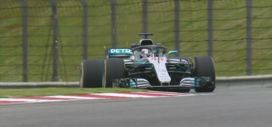 GP China 2018-FP1: Hamilton domina con Mclaren perdido