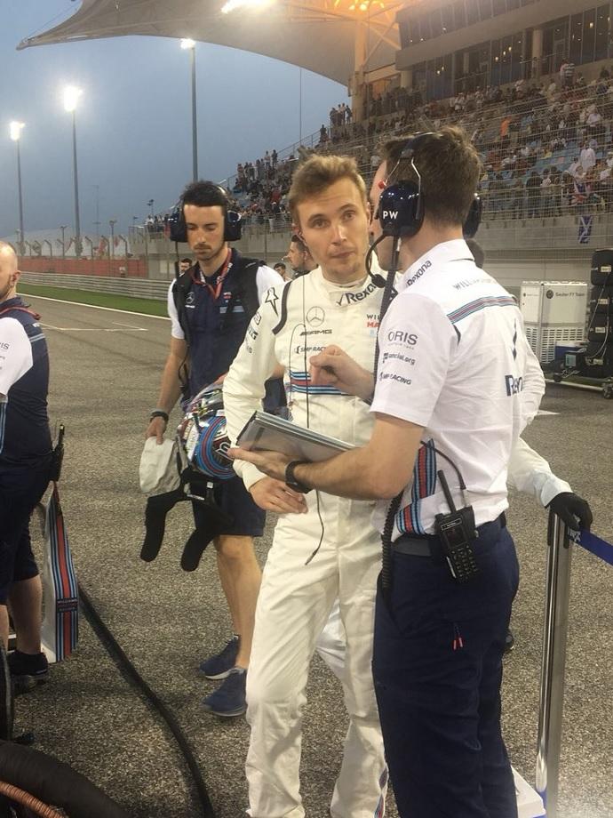 Las dudas sumergieron a Williams en Bahrein