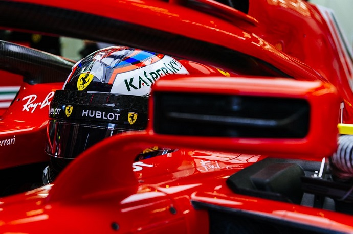 Primera jornada de Ferrari en su regreso a China
