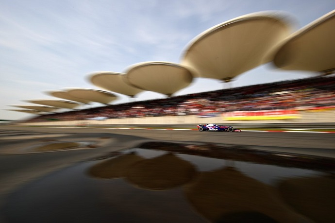 Resultado inesperado en China gracias a Toro Rosso