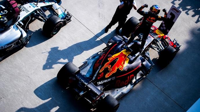 Ricciardo afirma que ganar en China no es motivo suficiente para renova