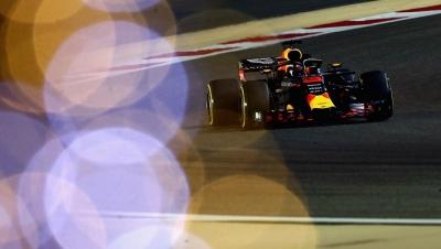 Ricciardo saldrá 4º y Verstappen, 15º