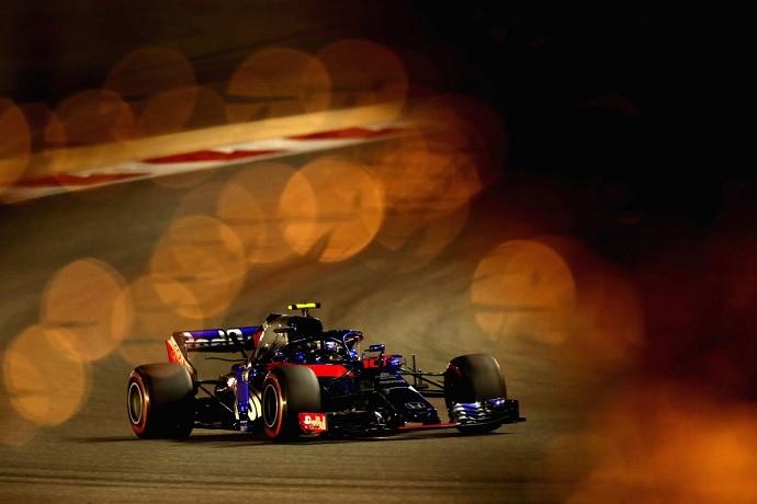 Toro Rosso se crece en la clasificación del GP de Bahrein