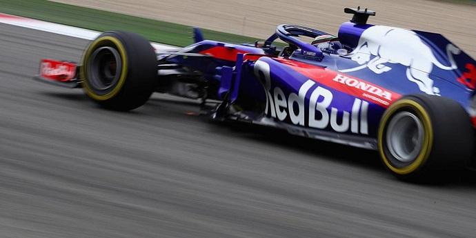 Toro Rosso vuelve a la realidad de la media tabla