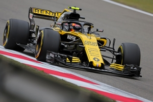 Viernes sin complicaciones de Renault en China