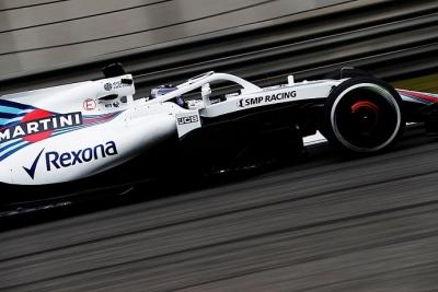 Williams finaliza el viernes en Shanghai en la cola