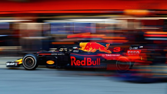 Un viernes de sentimientos encontrados para Red Bull