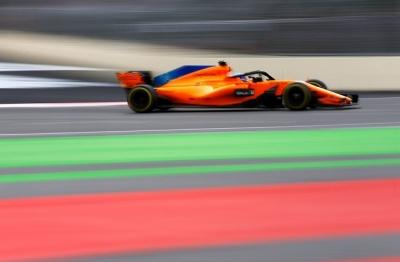 Alonso se muestra cauto con las mejoras para Barcelona
