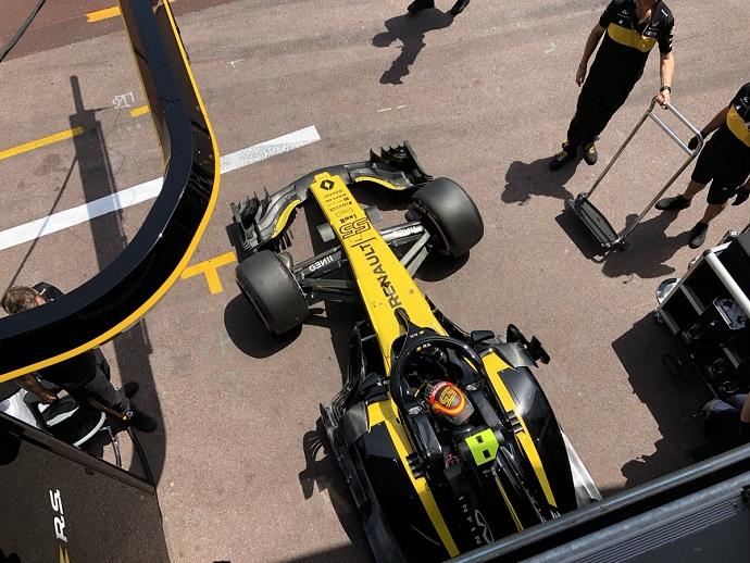 Clasificación Monaco-Renault