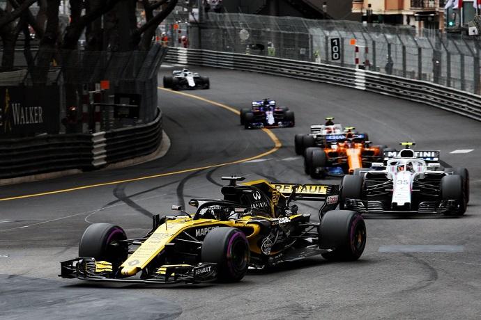 Domingo en Monaco Renault