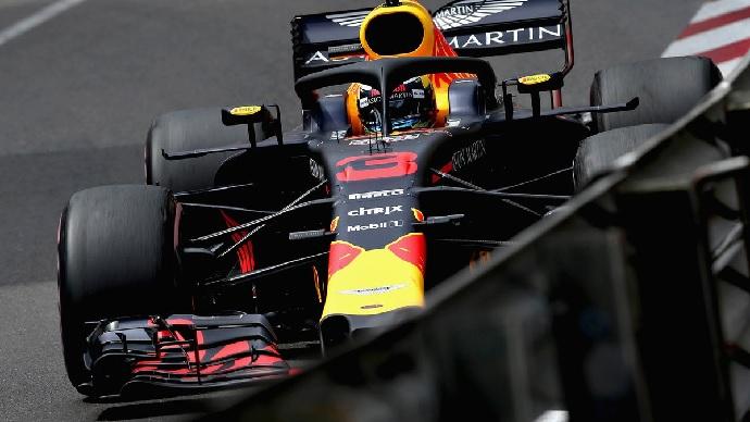 Jueves e n Mónaco-Red Bull: Dominio austriaco en los primeros libres